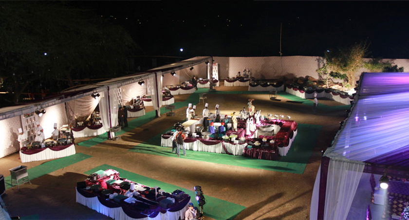 Thematic Dining Concepts in South, North, East, West Delhi Ncr | Blissweddings.co.in