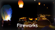 Wedding Display Firework Services in East, West, North Delhi Ncr | Blissweddings.co.in